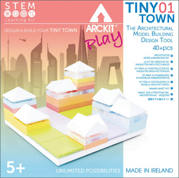 Arckit Tiny Town 01 Kit