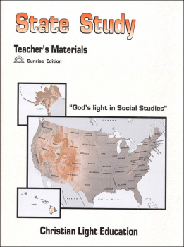 State Study Teacher's Guide Sunrise Edition