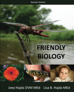 Friendly Biology Student Textbook Secular Version