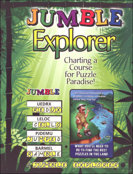 Jumble Explorer: Charting a Course for Puzzle Paradise