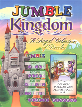 Jumble Kingdom: A Royal Collection of Regal Puzzles