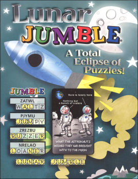 Lunar Jumble: Total Eclipse of Puzzles!