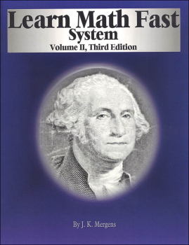 Learn Math Fast System Volume II