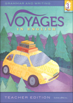 Voyages in English 2018 Grade 3 Teacher Edition