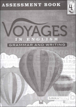 Voyages in English 2018 Grade 4 Assessment Book