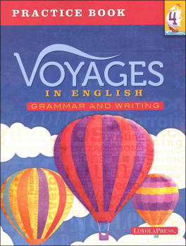 Voyages in English 2018 Grade 4 Practice Book