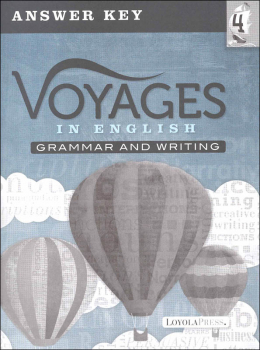Voyages in English 2018 Grade 4 Practice/Assessment Key