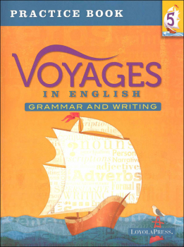 Voyages in English 2018 Grade 5 Practice Book