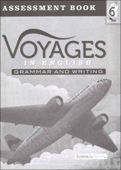 Voyages in English 2018 Grade 6 Assessment Book