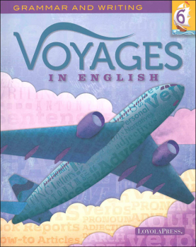 Voyages in English 2018 Grade 6 Student