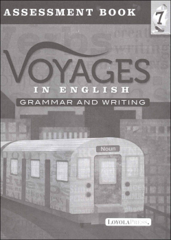 Voyages in English 2018 Grade 7 Assessment Book