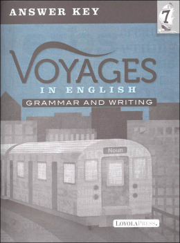 Voyages in English 2018 Grade 7 Practice/Assessment Key