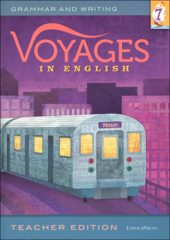 Voyages in English 2018 Grade 7 Teacher Edition