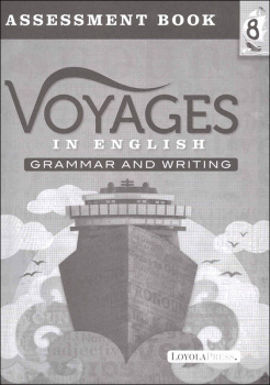 Voyages in English 2018 Grade 8 Assessment Book
