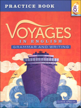 Voyages in English 2018 Grade 8 Practice Book