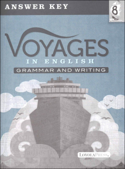 Voyages in English 2018 Grade 8 Practice/Assessment Key
