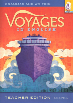 Voyages in English 2018 Grade 8 Teacher Edition