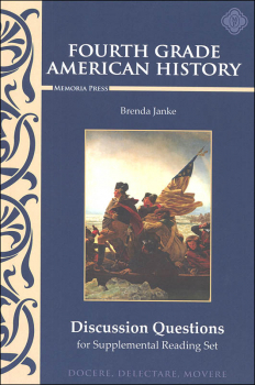 Discussion Questions for American Studies Supplemental Reading Set Fourth Grade