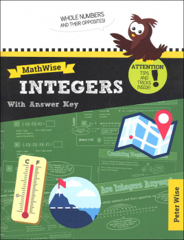 MathWise Integers with Answer Key
