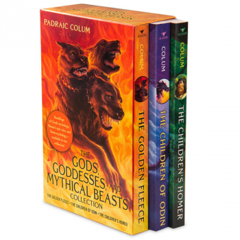 Gods, Goddesses, and Mythical Beasts Boxed Collection