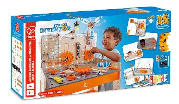 Junior Inventor: Deluxe Scientific Workbench