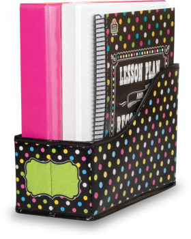 Book Bins - Chalkboard Brights