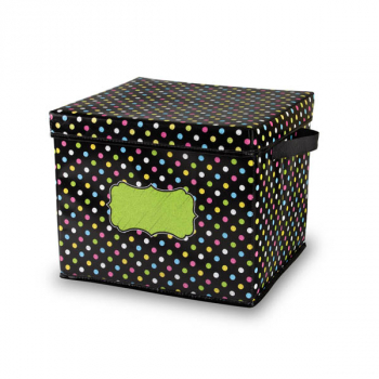 Storage Box - Chalkboard Brights