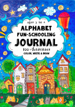 Alphabet Fun-Schooling Journal