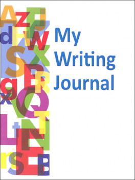 My Writing Journal - 64 pages