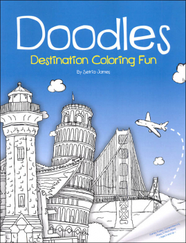 Doodles Destination Coloring Fun