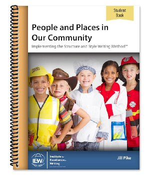 People and Places in Our Community Student Book