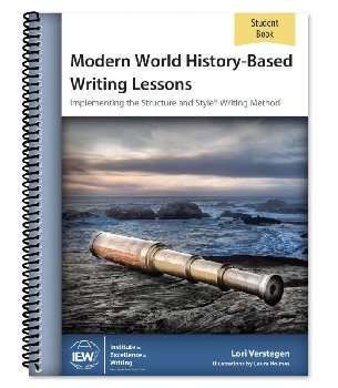 Modern World History-Based Writing Lessons Student Book