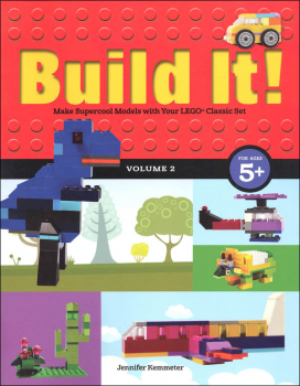Build It!: Make Supercool Models with Your LEGO Classic Set Volume 2