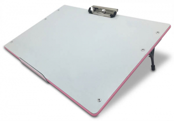 Visual Edge Slant Board - Pink