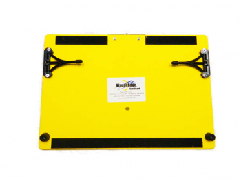 Visual Edge Slant Board - Yellow