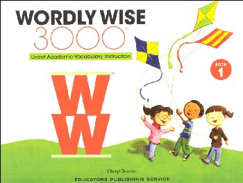 Wordly Wise 3000 2nd Edition Student Book 1
