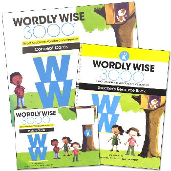 Wordly Wise 3000 2nd Edition Teacher Resource Package K