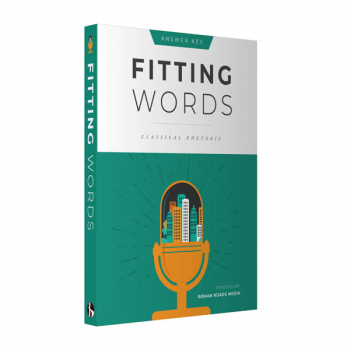 Fitting Words Answer Key & Teacher Guide