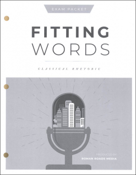 Fitting Words Exam Pack