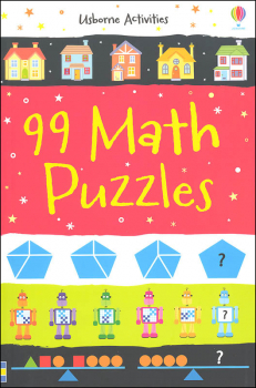 99 Math Puzzles (Activity Puzzle Books)