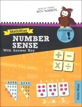 MathWise Number Sense with Answer Key