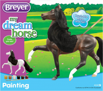 Breyer Horse Painting Craft Kit