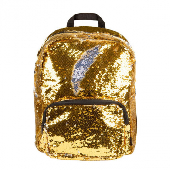 Gold / Silver Magic Sequin Backpack
