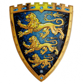 King's Shield - Triple Lion