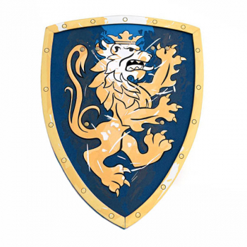 Knight Shield - Noble Knight (Blue)