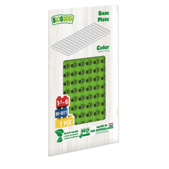 BioBuddies Educational Baseplates - Green