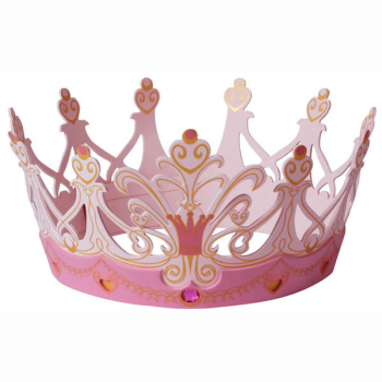 Queen Crown - Pink (Queen Rosa)