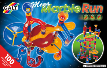 Mega Marble Run - 100 pieces