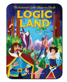 Logic Land: The Enchanted Castle Deduction Puzzle