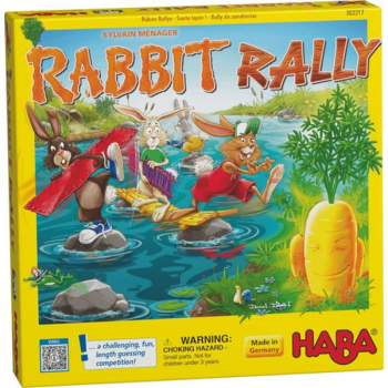 Rabbit Rally Game